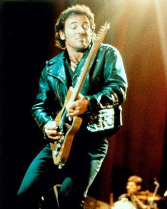 Bruce Springsteen. Bruce Springsteen