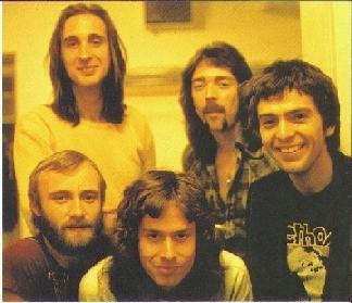 Genesis The Way We Walk Phil Collins Rock Official Tee T-Shirt Mens